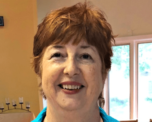 The Rev. Janet James